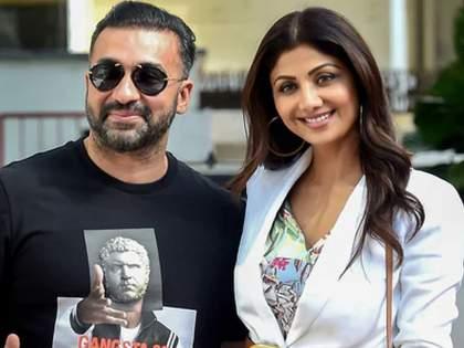 Shilpa Shetty appeals to fans watch Hungama 2 with family when police, Raj kundra came home | Shilpa Shetty: राज कुंद्राला पोलीस घरी घेऊन आलेले; शिल्पा शेट्टीला लागून राहिलेली 'हंगामा 2'ची चिंता
