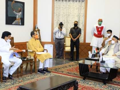"Maratha Reservation: BJP Chandrakant Patil Criticized Thackeray government over CM Meet Governor   ""जायचंय पंढरपूरला पण गाडी निघाली गोव्याला, मराठा आरक्षणाचा आघाडी सरकारकडून खेळखंडोबा"""