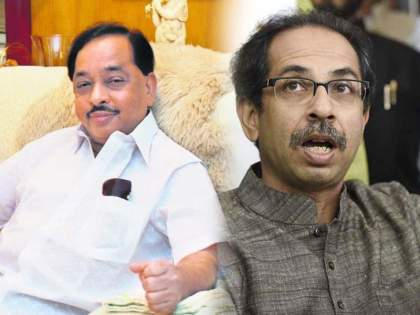 Minister and Shiv Sena leader Uday Samant has taunt to BJP MP Narayan Rane   'शिवसेनेचं खच्चीकरण अन् अडचणीत आणण्यासाठी नारायण राणेंना केंद्रात मंत्रिपद दिलं जात असेल तर...'