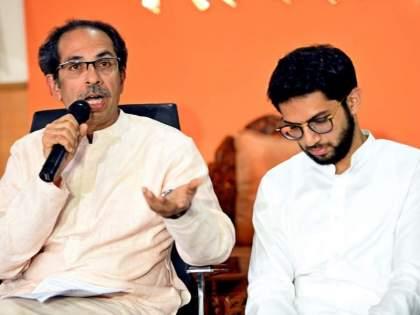 """BJP leader Nitesh Rane has criticized Chief Minister Uddhav Thackeray   """"उद्धव ठाकरेंचं भाषण वाया गेलेल्या मुलाच्या चिडलेल्या बापाच्या भाषणासारखं होतं"""""""