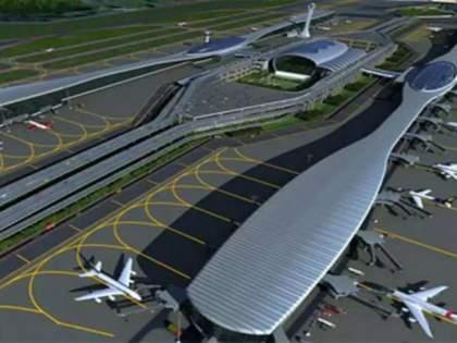 Navi Mumbai Airport Trail; The first flight of the aircraft was postponed again due to change of contractor | नवी मुंबई विमानतळाची रखडपट्टी;ठेकेदार बदलल्याने विमानाचे पहिले उड्डाण पुन्हा लांबणीवर
