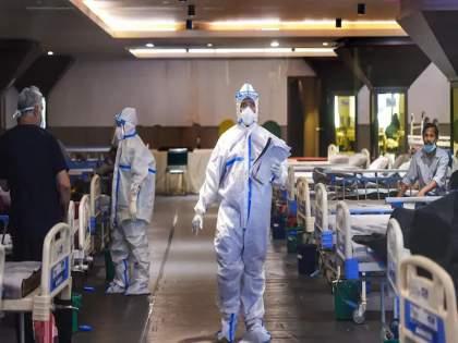 CoronaVirus News: India reports 4,03,738 new corona cases and 4,092 deaths in the last 24 hours | CoronaVirus News: गेल्या 24 तासांत 4 लाखांहून अधिक नव्या कोरोनाबाधितांची नोंद; देशातील परिस्थिती चिंताजनक