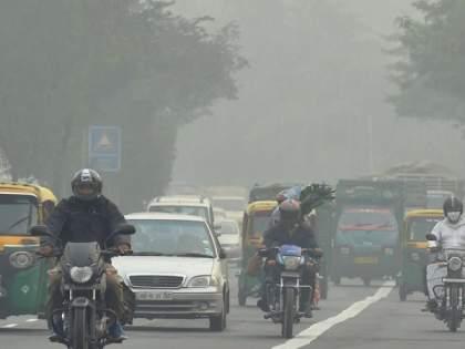 1.8 lakh lakh victims of air pollution in Maharashtra every year   महाराष्ट्रात दरवर्षी १.८ लाख लाेक प्रदूषित हवेचे बळी