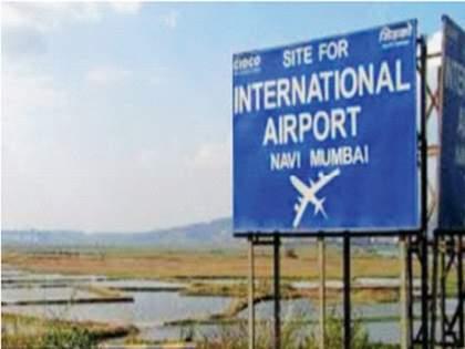 Dissatisfaction among project victims over naming of airport in navi mumbai | विमानतळाच्या नामकरणावरून प्रकल्पग्रस्तांमध्ये असंतोष; दि. बा. पाटील यांच्या नावाचा आग्रह