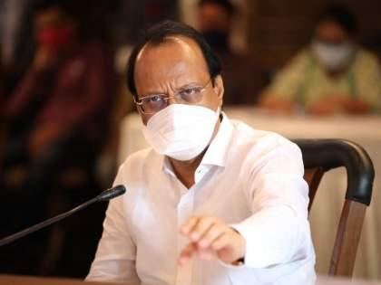 the school start in a year and a half teachers and staff who have completed the vaccination will be admitted to the school   Ajit Pawar: दीड वर्षांनी शाळांची घंटा वाजणार; लसीकरण पूर्ण झालेल्या शिक्षक, कर्मचा-यांनाचं शाळेत प्रवेश मिळणार