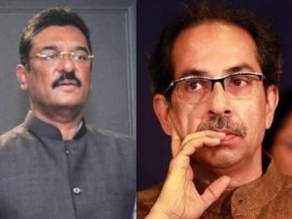 Discussions are underway on how Shiv Sena MLA Pratap Saranaik's letter to CM Uddhav Thackeray reached the media | लेटरबॉम्ब, काँग्रेसचे स्वबळ, ठाकरेंचे जोडे