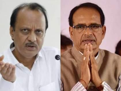 Shiv Sena praises BJP CM Shivraj Chouhan; Indirect target on Ajit Pawar, PM Narendra modi | भाजपा मुख्यमंत्री शिवराज चौहानांच्या 'या' निर्णयाचं शिवसेनेकडून कौतुक; पंतप्रधान, अजित पवारांवर अप्रत्यक्ष निशाणा