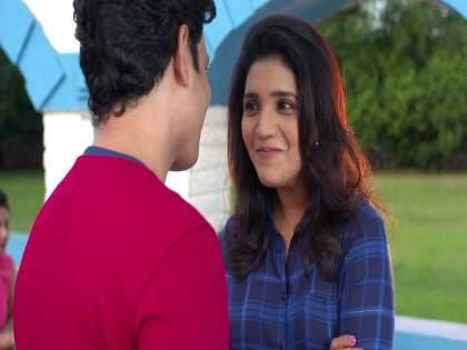 Ajunhi Barsaat Ahe cast Mukta Barve & Umesh Kamat's new look in serial going viral,Check Here   'अजूनही बरसात आहे' मालिकेत मुक्ता बर्वे आणि उमेश कामतचा नवीन लूक चर्चेत,फोटोही होतायेत व्हायरल