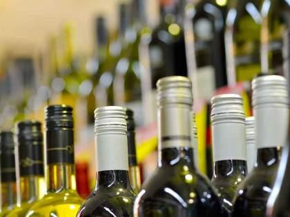 Strict security system in name only; Thieves broke into the excise department's office and stole alcohol | कडक सुरक्षा व्यवस्था नावालाच; उत्पादन शुल्क विभागाचे कार्यालय फोडून चोरट्यांनी दारू लांबविली