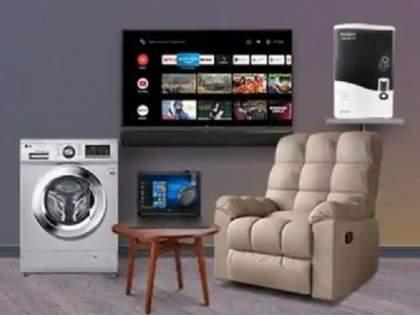 Amazon WOW Salary Days: Opportunity to buy TV, AC and fridge at half price; You will get a new discount till this date | Amazon WOW Salary Days : निम्म्या किंमतीत TV, AC व फ्रिज खरेदी करण्याची संधी; 'या' तारखेपर्यंत मिळणार डिस्काउंट