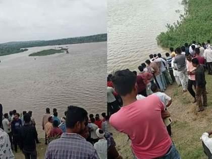 11 drown after boat capsizes in Amravati Accident in Wardha river pdc | अमरावतीत होडी उलटून ११ जण बुडाले; वर्धा नदीत दुर्घटना, नावाड्यासह तिघांचे मृतदेह सापडले
