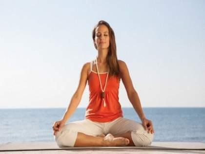 Breathing exercise or yoga to get rid of belly fat | फक्त करा 'हे' ब्रीदींग एक्सरसाईज आणि पोटाच्या चरबीपासून मुक्तता मिळवा