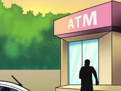 Cash theft from bank ATMs by fake keys; The cashier was the main accused in bhosari   बनावट चावीच्या सहाय्याने एटीएममधून रोकड लंपास; बँकेचा कॅशियरच निघाला मुख्य सूत्रधार
