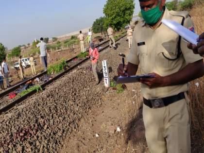 Names of those killed in Aurangabad train accident vrd | औरंगाबाद रेल्वे दुर्घटनेतील 16 मृतांची नावं; जाणून घ्या