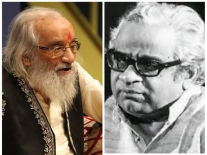 "Babasaheb Purandare's play ""Janata Raja"" really gives the impression that Chhatrapati Shivaji Maharaj has incarnated. | ""...म्हणून जाणता राजा नाटक बघताना पुलंनी मागितली होती बाबासाहेबांची माफी"""