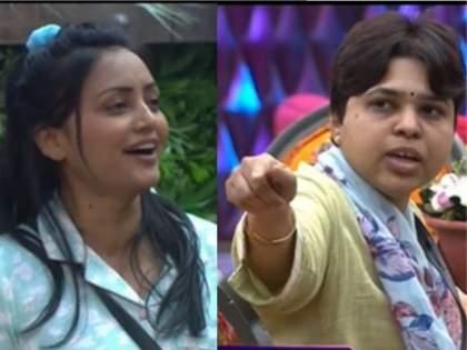 Bigg Boss Marathi 3 Episodes, 25 Sep: 'Women, Women and the Hunter Number One'; Sonali Patil slammed Trupti Desai   Bigg Boss Marathi 3 Episodes, 25 Sep:'महिला, महिला आणि भांडायला नंबर पहिला'; सोनाली पाटीलने तृप्ती देसाईंना लगावला टोला