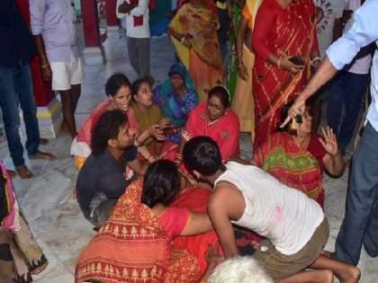 Bihar News; Darbhanga Kankali Temple Pujari Rajeev Jha Shot Dead By Four Criminals, One Killed By Mob   मंदिरातील पुजाऱ्यावर बेच्छूट गोळीबार, स्थानिकांच्या बेदम मारहाणीत एका आरोपीचा मृत्यू
