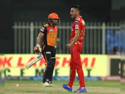 IPL 2021, SRH vs PBKS Live Updates : PBKS has defended 126 runs against SRH, credit goes to bowling lead by Bishnoi, Shami, Arshdeep | IPL 2021, SRH vs PBKS Live Updates : जेसन होल्डर खूब लडा, पण रवी बिश्नोईनं फिरवला सामना अन् विक्रमवीर ऑसी गोलंदाजानं केली कमाल