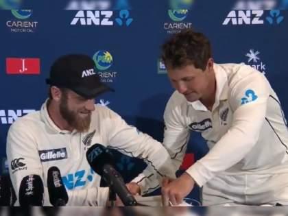 New Zealand's most successful test wicketkeeper BJ Watling to hang up gloves after England tour   मोठी बातमी : टीम इंडियाविरुद्धच्या WTC Finalनंतर निवृत्ती घेण्याची न्यूझीलंडच्या स्टार खेळाडूची घोषणा!