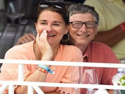 Bill Gates divorce: Billionaire Bill Gates announces divorce from Melinda gates   Bill Gates divorce: 27 वर्षे साथ दिली, आता शक्य नाही! अब्जाधीश बिल गेट्स, मेलिंडाकडून घटस्फोटाची घोषणा