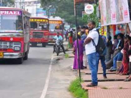corona virus: Pune, Mumbai, Nagpur bus passengers on 'watch'; Warning instructions issued   corona virus : पुणे, मुंबई, नागपूर बस प्रवाशांवर ठेवा 'वॉच'; खबरदारीच्या सूचना जारी