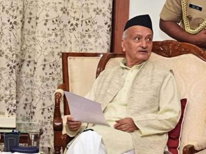 A decision will be taken today on the availability of the list of 12 names of mahavikas aghadi | 'त्या' १२ जणांच्या यादीच्या उपलब्धतेबाबत आज निर्णय होणार; राजभवन सचिवालयात सुनावणी