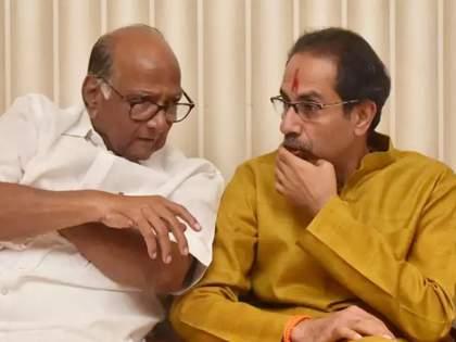 How long will the Mahavikas Aghadi last? Uddhav Thackeray said for the first time   Uddhav Thackeray : महाविकास आघाडी किती काळ टिकणार? उद्धव ठाकरे पहिल्यांदाच जाहीरपणे बोलले