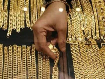 Cheap gold fell to Rs 43 lakh | स्वस्तात सोन्याचा मोह पडला ४३ लाख रुपयांना