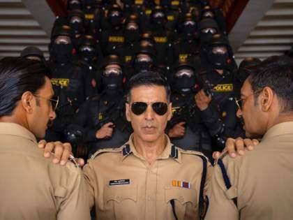 Suryavanshi : As soon as the announcement of opening of cinemas was made, the moment of Akshay's 'Suryavanshi' release on diwali   Suryavanshi : चित्रपटगृहे उघडण्याची घोषणा होताच अक्षयच्या 'सूर्यवंशी' प्रदर्शनाचा मुहूर्त ठरला