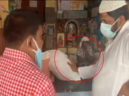 Video shared by Bachchu Kadu, Sting operation was done in disguise in amaravati | मंत्री बच्चू कडूंनी शेअर केला व्हिडिओ, वेशांतर करुन केलं होतं स्टींग ऑपरेशन