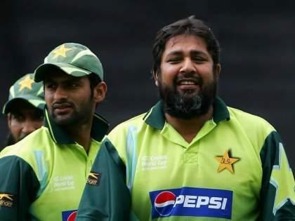 Inzamam : Former captain Inzamam Ul-haq has been admitted to hospital with a heart attack in pakistan   Inzamam : माजी कर्णधार इंझमाम उल-हकला ह्रदयविकाराचा झटका, रुग्णालयात दाखल