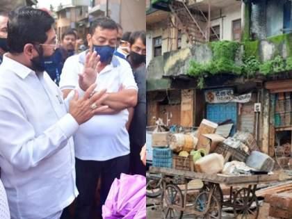 Announcement of Rs 2 crore for cleaning of Chiplun city and Rs 1 crore for Khed, minister Eknath shinde   चिपळूण अन् खेड शहराच्या स्वच्छतेसाठी एकनाथ शिंदेंकडून तात्काळ 3 कोटींच्या निधीची घोषणा