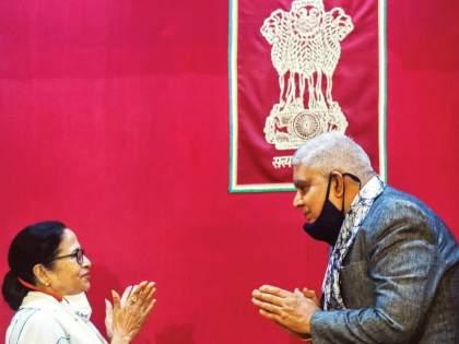 Mamata Banerjee is the third Chief Minister of Bengal   ममता बॅनर्जी तिसऱ्यांदा बंगालच्या मुख्यमंत्री