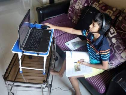 1200 allowance for online attendance of school students in thane munciple corporation | मोठा निर्णय ! शाळेतील विद्यार्थ्यांना ऑनलाईन उपस्थितीसाठी 1200 रुपये भत्ता