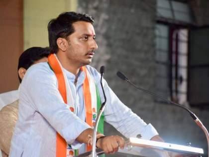 Parth pawar : We will go to the root of corruption, Partha Pawar warns BJP of pimpari chinchwad Munciple corporation | Parth pawar : आम्ही भ्रष्टाचाराच्या मुळापर्यंत जाणार, पार्थ पवारांचा भाजपाला इशारा