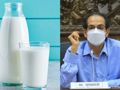 'Buffaloes give milk twice, so allow milk sales even in the evening', kripashankarsingh wrote letter to pm | 'म्हैस दोनवेळा दूध देते, म्हणून संध्याकाळीही दूधविक्रीला परवानगी द्या'