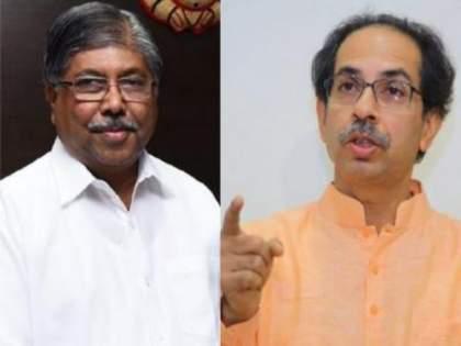 """BJP Leader Chandrakant Patil Criticizes to CM Uddhav Thackeray on Maratha Reservation   """"उद्धवजी, स्वतःचे अपयश झाकण्यासाठी हात जोडून पंतप्रधानांना प्रार्थना करतो, हे नाटक का करत आहात?"""""""