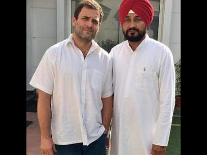 Captain's opponent and Rahul Gandhi's close confidante, who is Charanjit Singh Channi?   कॅप्टनचे विरोधक तर राहुल गांधींचे निकटवर्तीय, कोण आहेत चरणजीत सिंग चन्नी ?
