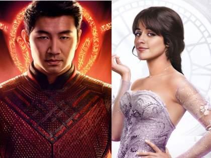 Cinderella, Shang-chi, Blackwido movies will entertain the audience   'सिंड्रेला', 'शँग-ची', 'ब्लॅकविडो' चित्रपटांची मिळणार प्रेक्षकांना मेजवानी