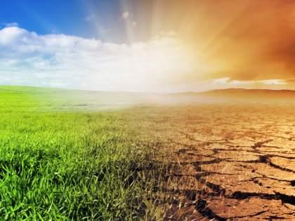 Facing dangerous climate change by land | धोकादायक हवामान बदलाचा सामना जमिनीद्वारे