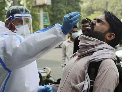 Corona havoc in the capital one in five deaths in Delhi   राजधानीत कोरोनाचा हाहाकार, देशातील प्रत्येक पाचवा मृत्यू दिल्लीत, अशी आहे देशाची स्थिती