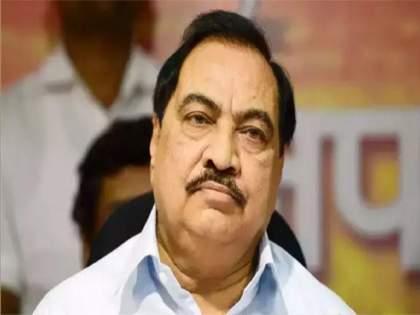 BJP Declared National Commitee, Vinod Tawade, Pankaja munde Appointed but Not Chance Eknath Khadse | नाथाभाऊंना पुन्हा डावललं; एकनाथ खडसेंना 'दिल्ली'ने डच्चूही दिला अन् मेसेजही