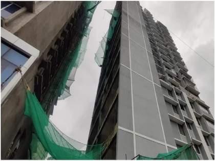 Five killed in lift collapse in Worli; Accident in a building under construction | वरळीत लिफ्ट कोसळून पाच जणांचा मृत्यू;निर्माणाधीन इमारतीतील दुर्घटना
