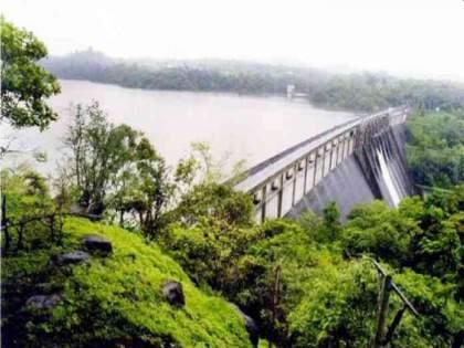 Use water sparingly; The remaining 8% water for Mumbaikars | जलसाठा आटतोय, पाणी जपून वापरा;मुंबईकरांसाठी उरले ८ टक्के पाणी