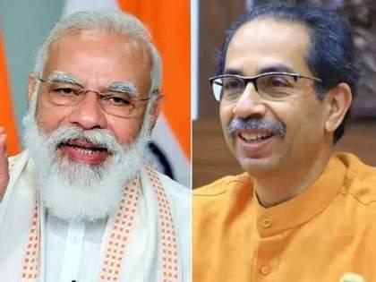 PM Narendra Modi says Maharashtra is fighting a good battle in the Corona Vieus second wave   दुसऱ्या लाटेमध्ये महाराष्ट्र लढतोय चांगली लढाई; मोदींकडून कौतुक; मुख्यमंत्र्यांनी मानले केंद्राचे आभार
