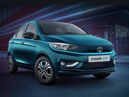 Leave the worry of petrol-diesel; TATA Tigor EV traveling Costing less than Rs 1 per km | पेट्रोल-डिझेलची चिंता सोडा; 1 रुपये प्रति किमीपेक्षाही कमी खर्च, TATAची ही कार देतेय जबरदस्त रेंज