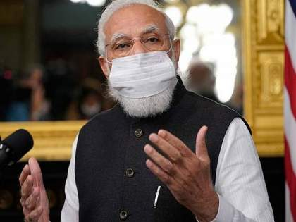 PM Narendra Modi presents unique gifts to Kamala Harris, Quad leaders   जगातील सर्वाेच्च नेत्यांना माेदींचं खास गिफ्ट; जाणून घ्या, कुणाला काय दिलं