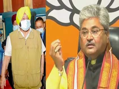 Attempts to bring Amarinder into BJP; Openly appealing   अमरिंदर यांना भाजपमध्ये आणण्याचे प्रयत्न सुरू; उघडपणे आवाहन, होणार चौरंगी लढती