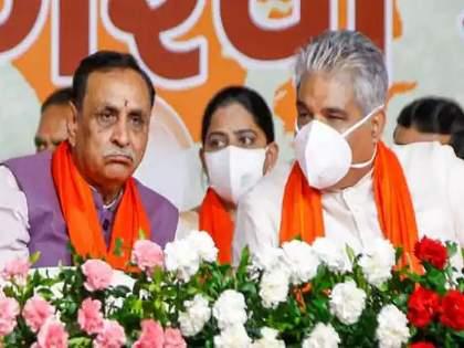Bharatiya janata Party BJP hints to use no repeat formula of Gujarat in other states also   दुसऱ्या राज्यांतही लागू होणार गुजरात लॅबमधून निघालेला फॉर्म्युला, भाजपनं सांगितला फायदा!