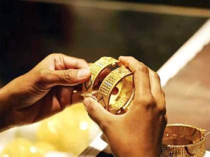 Gold buying online for Akshayya Tritiya, market closed due to corona   अक्षय्य तृतीयेला सोनेखरेदी ऑनलाइन, कोरोनामुळे सराफ बाजार बंदच